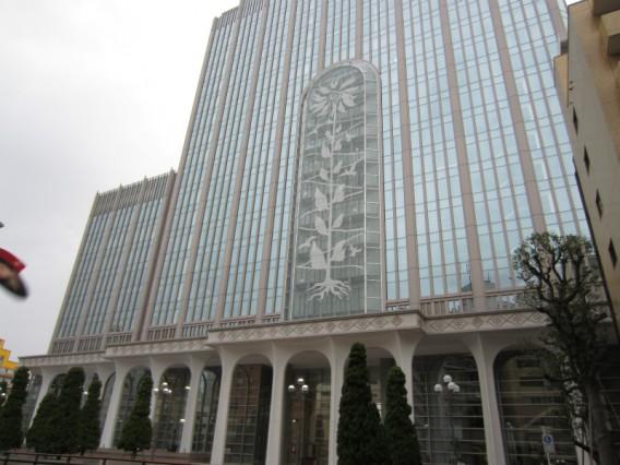 蒲田にある東京工科大学