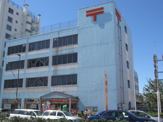 第二京浜沿いにある千鳥郵便局