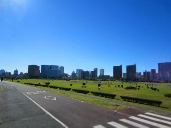 六郷土手グラウンド(多摩川緑地)