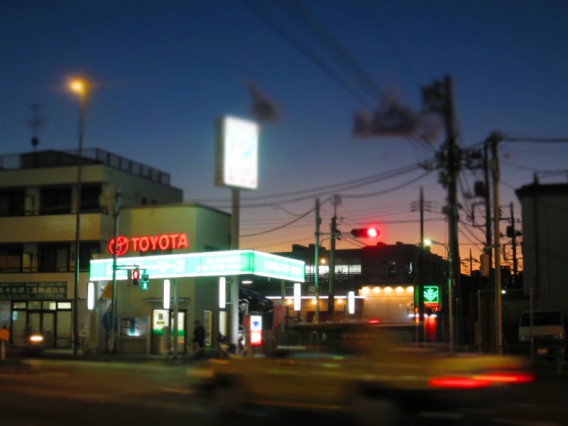 トヨタレンタカー池上第二京浜店さん