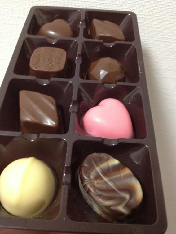 ゴディバ、フォション、メリーチョコレート
