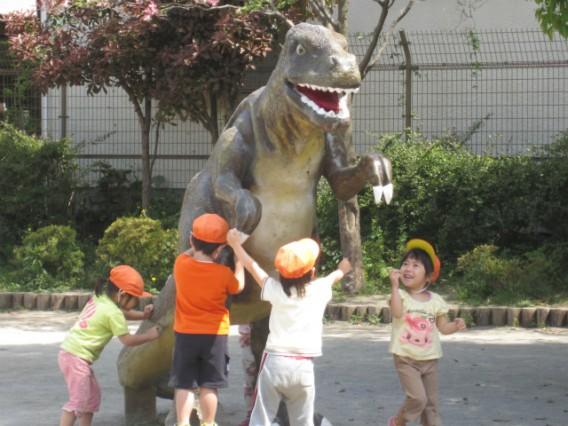 恐竜公園(ピノキオ児童公園)