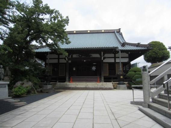 鵜の木にある光明寺