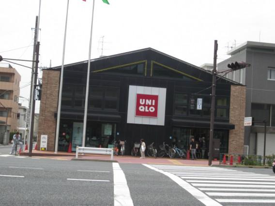 ユニクロ・大田大鳥居店