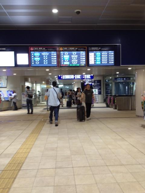 更に変わった・京急蒲田駅