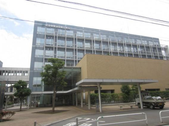 社会保険・蒲田総合病院