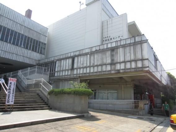 大田区民センター・新蒲田