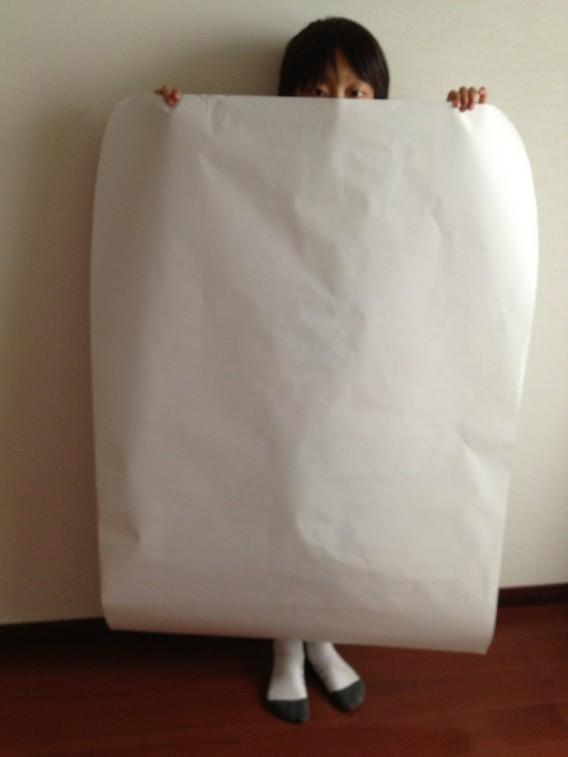 「模造紙」の大きさと値段