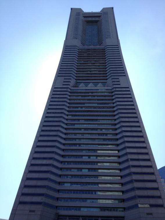 日本で2番目に高いビル・横浜ランドマークタワー