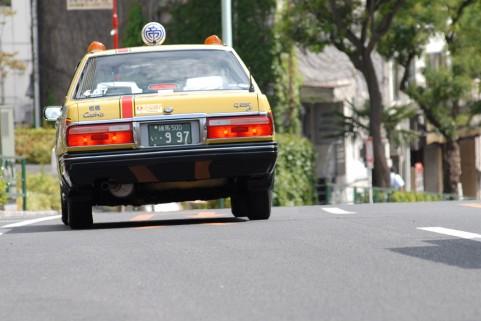 タクシーを呼びたいときに・東京無線タクシー