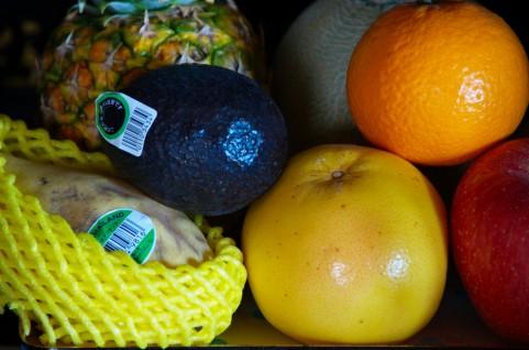 フルーツを早く熟す方法
