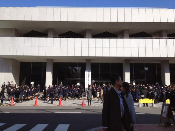 三軒茶屋から徒歩10分・昭和女子大学人見記念講堂