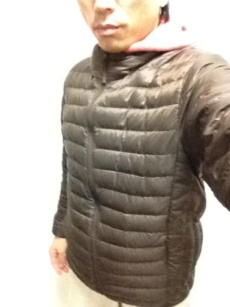 プレミアムダウン・ウルトラライトジャケット/ユニクロ