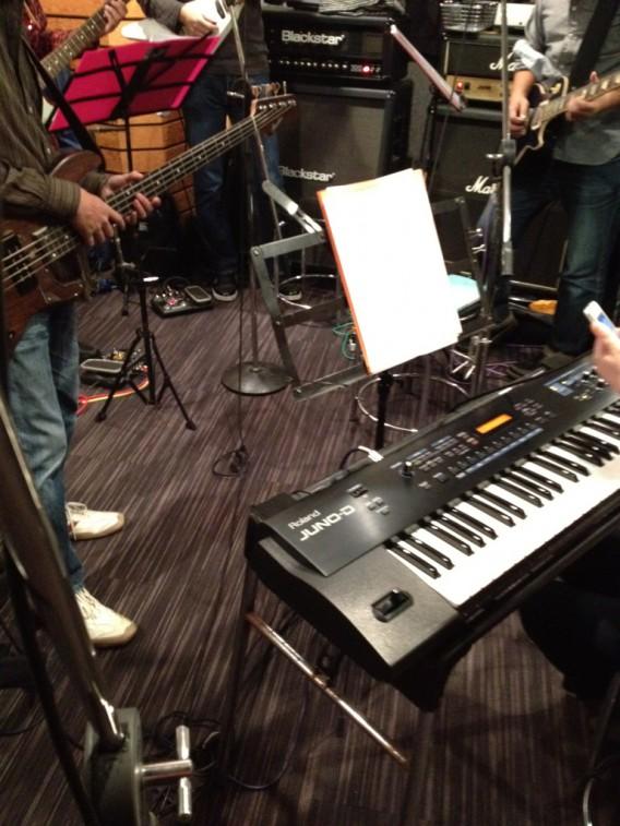 バンドのリハーサル・スタジオペンタ渋谷シティサイド