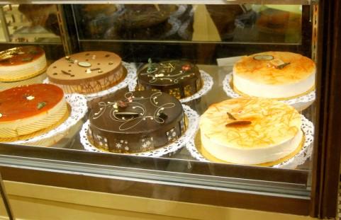 上品なケーキ・タカノフルーツパーラーグランデュオ蒲田店