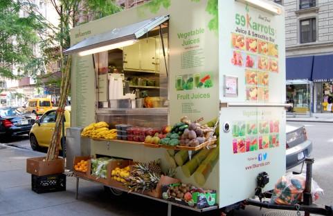 身体の調子を整える野菜・果物と野菜の違い