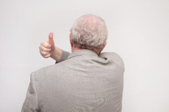 高齢者「与える側から受け取る側へ」